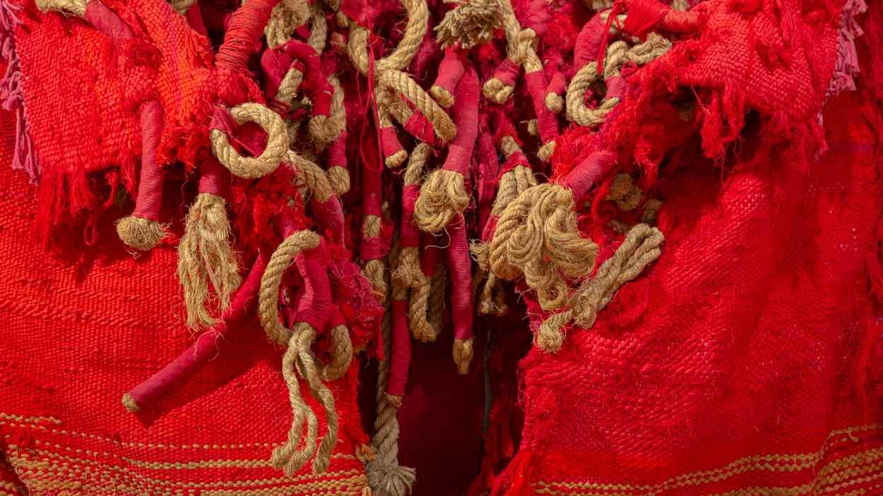 Exposició: 'Grau-Garriga. Vermells'