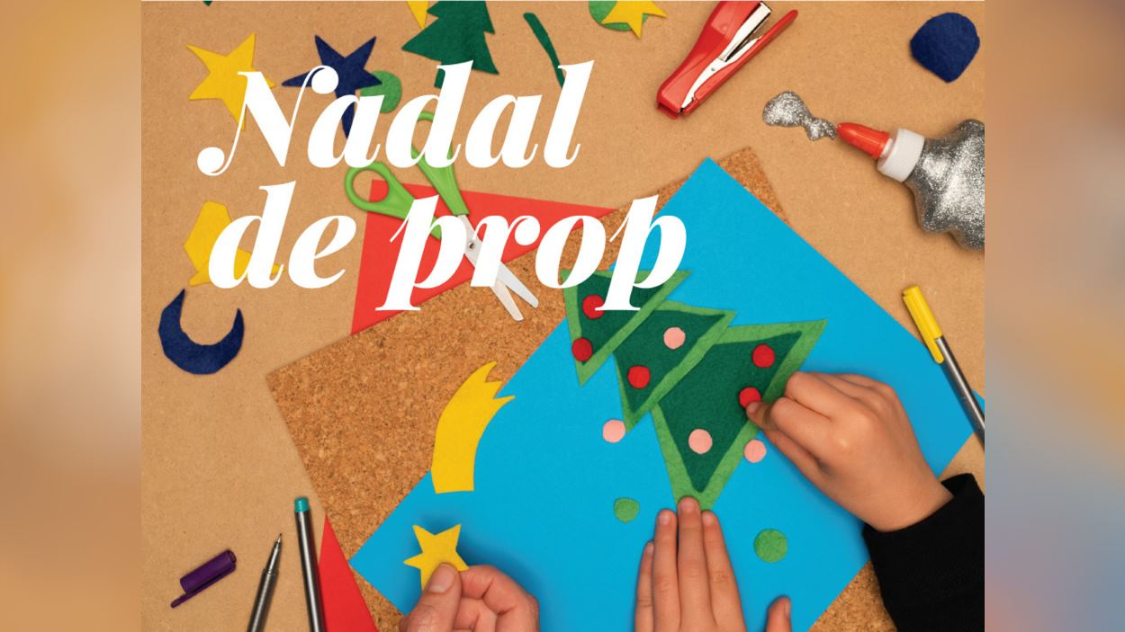 Nadal de prop: Taller d'art: 'Meme it yourself'