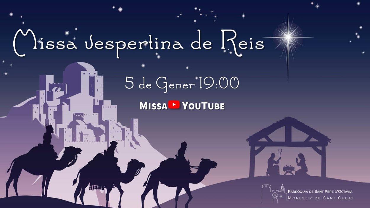 Nadal: Missa familiar de Reis