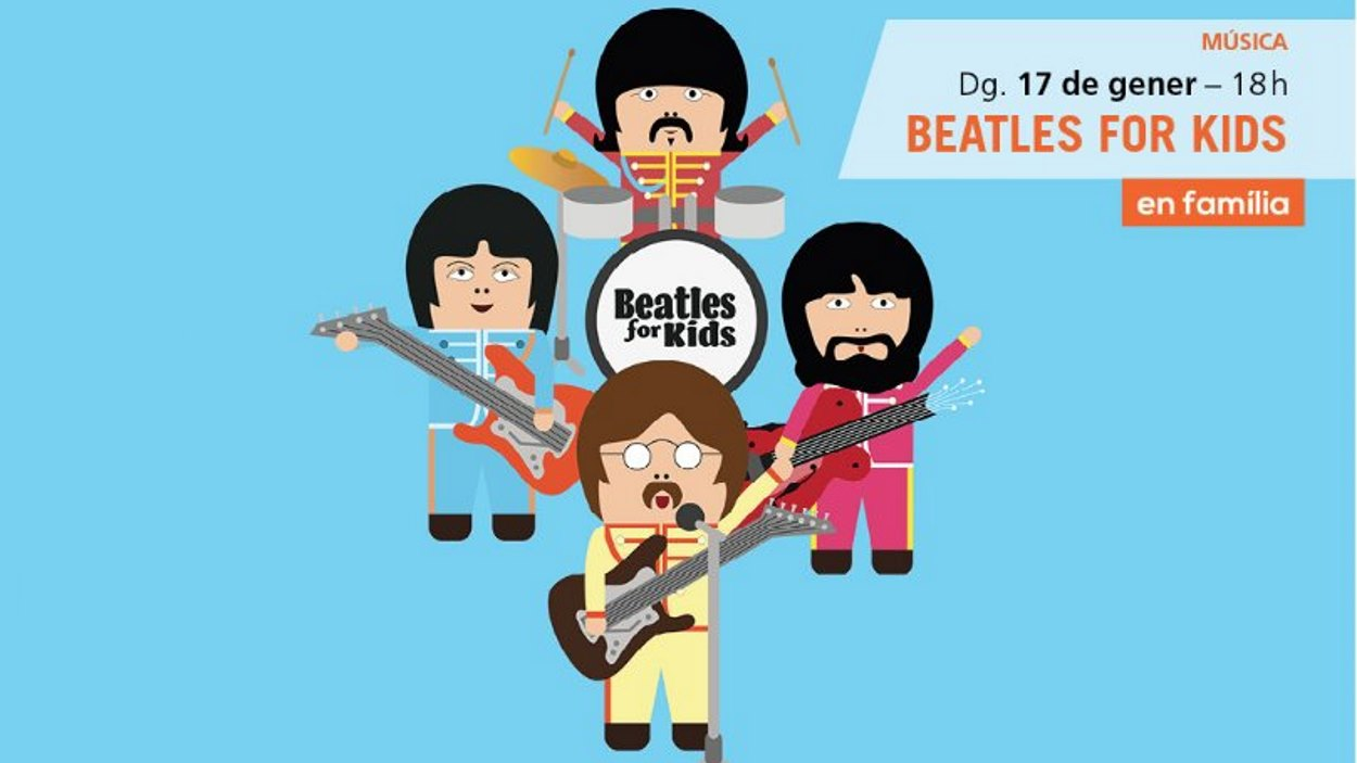 Concert: 'Beatles for Kids'