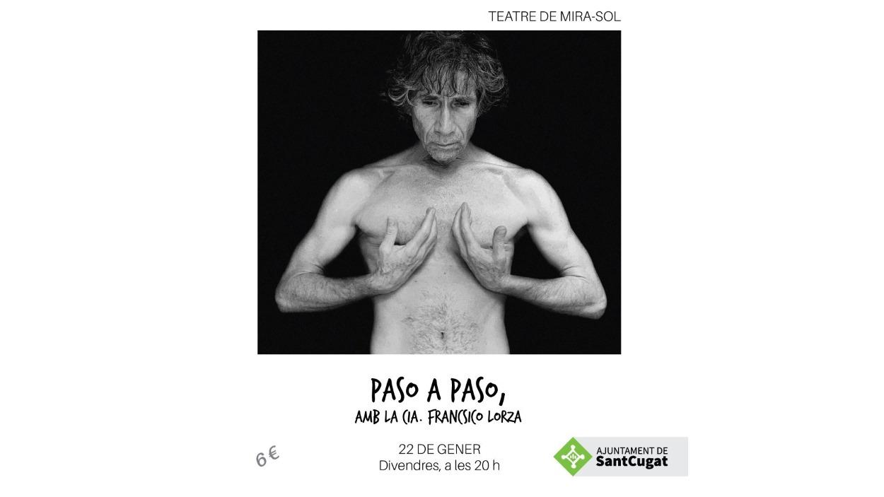 Teatre: 'Paso a paso'
