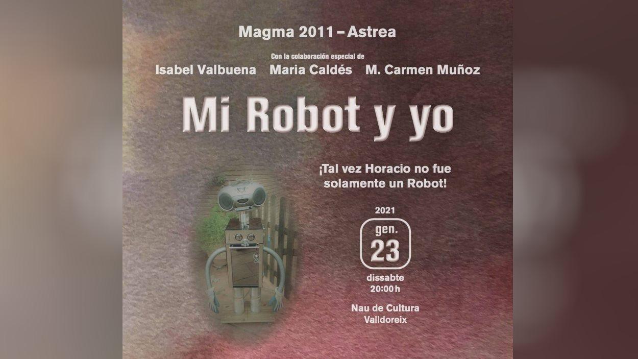 Teatre: 'Mi robot y yo'