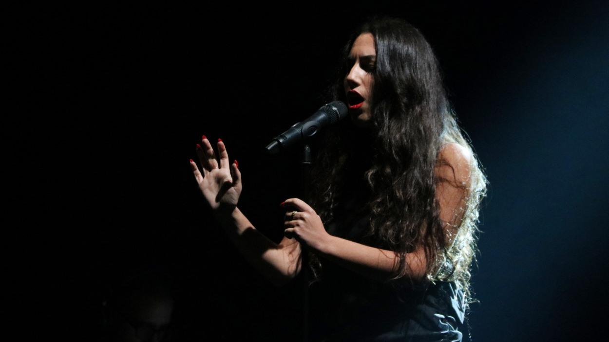 Concert: María José Llergo