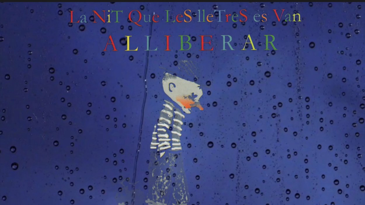 ONLINE - Expliquem contes musicats a Valldoreix: 'La nit que les lletres es van alliberar'