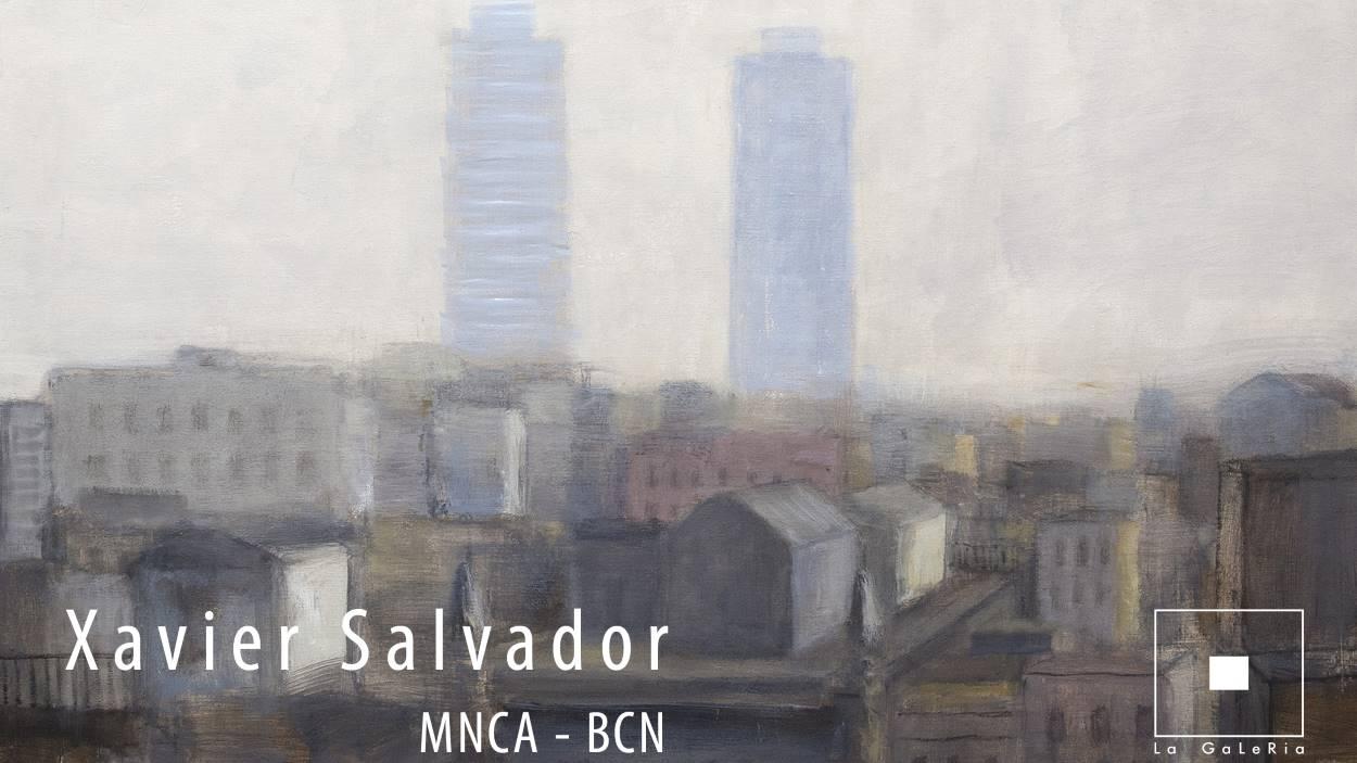 Exposició: 'Mnca-Bcn', Xavier Salvador - Presencial i en línia
