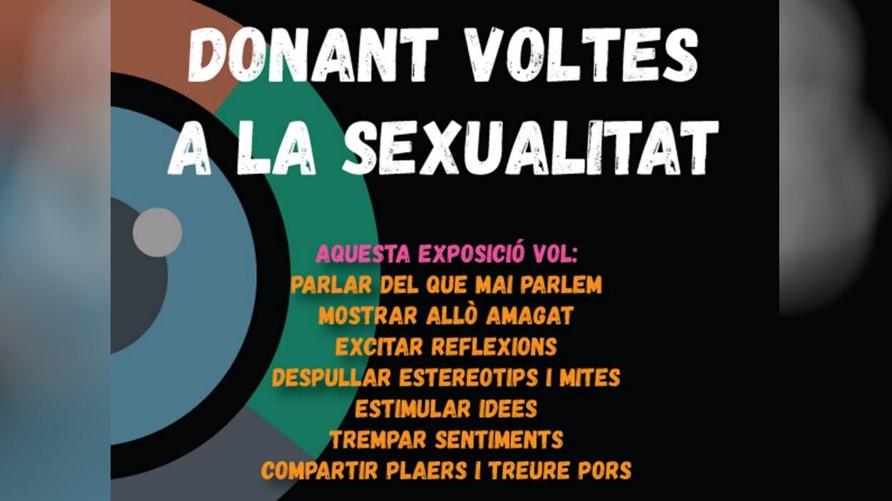 Exposició: 'Donant voltes a la sexualitat', de SidaStudi