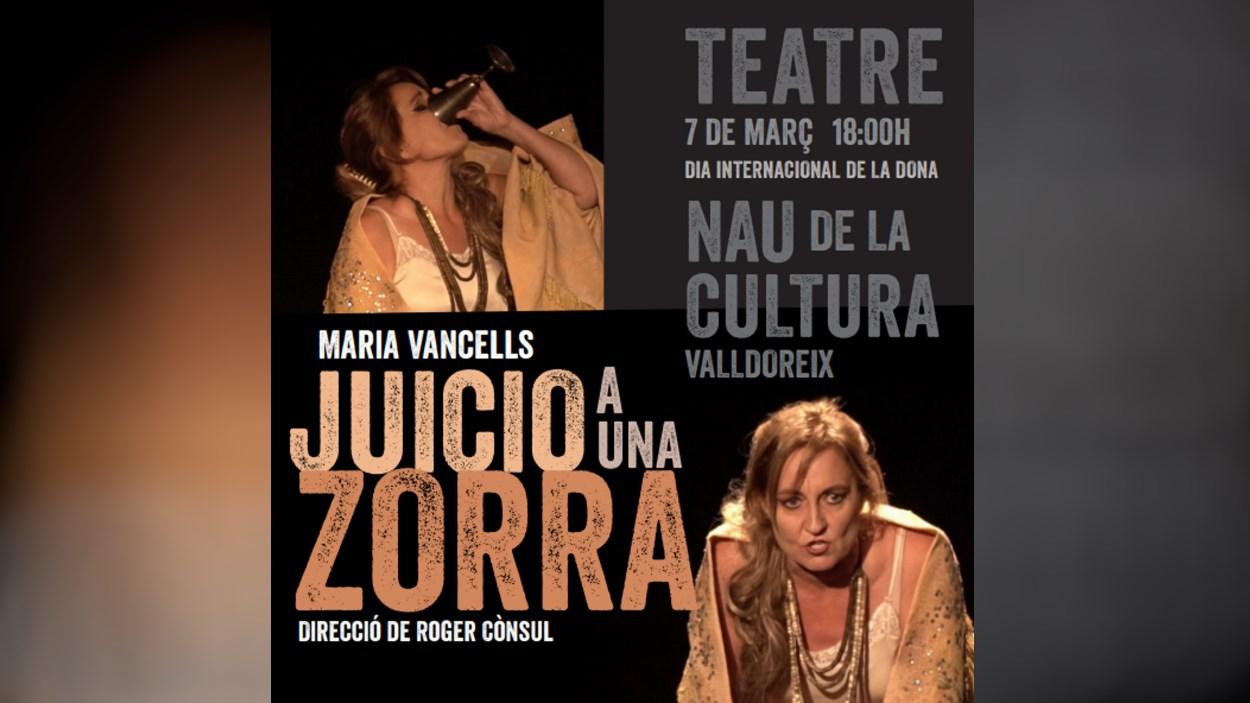 Teatre: 'Juicio a una zorra'