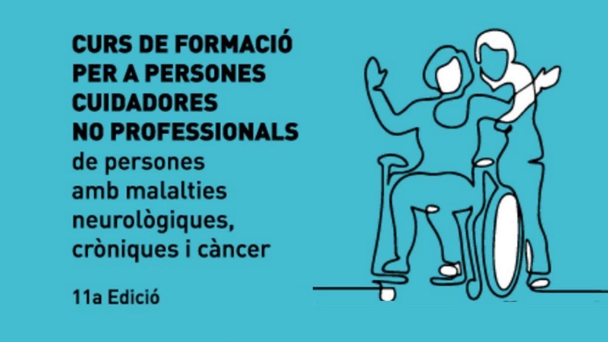 Curs de formació per a cuidadors/es no professionals
