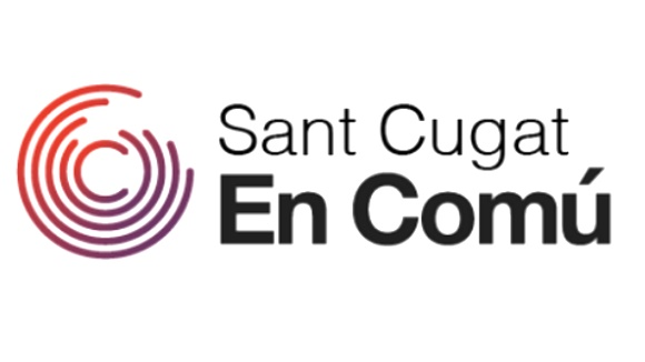 Roda de premsa (Sant Cugat en Comú) amb Joan Mena