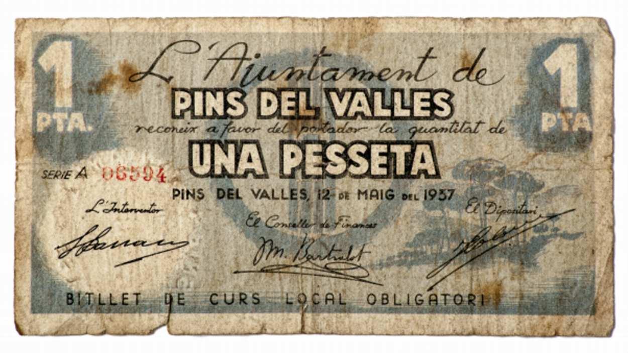 Itinerari guiat: 'El Sant Cugat republicà (1931-1936)'