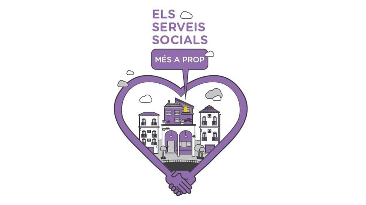ONLINE - Presentació del projecte 'Els Serveis Socials més a prop'