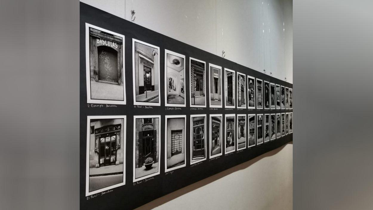 Exposició: 'Què hi havia abans aquí?', de Marcel Albet