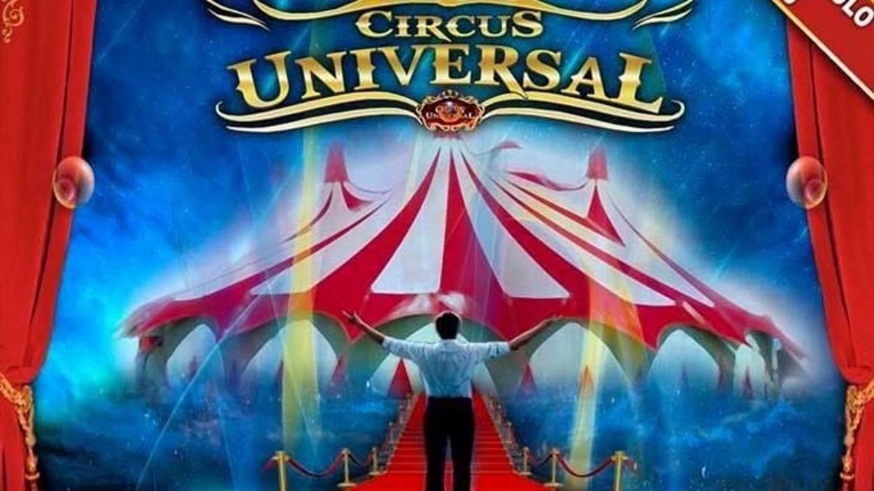 Circ Universal amb 'Etheria'