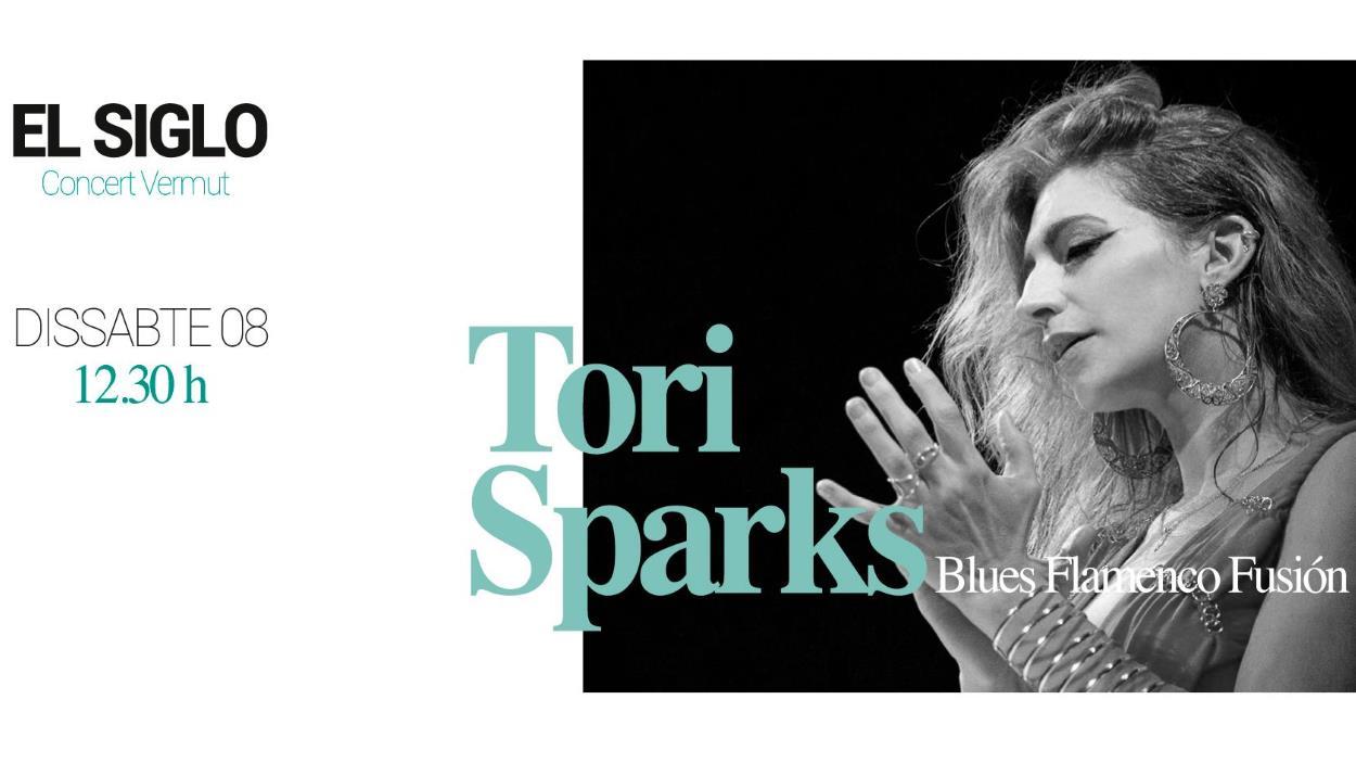 Concert-vermut a El Siglo: Tori Sparks