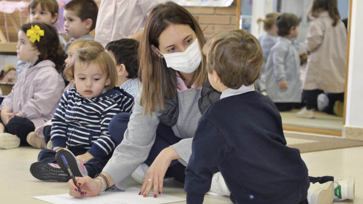 ONLINE - La Farga Infantil: Portes obertes del cicle formatiu de grau superior en educació infantil