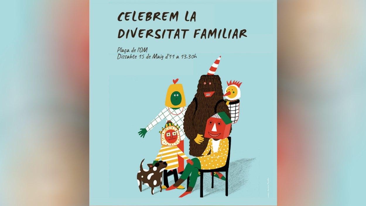 Jornada: 'Celebrem la diversitat familiar'