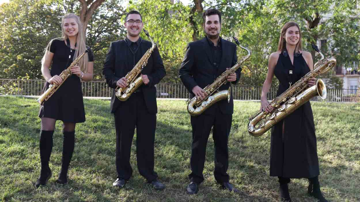 Concert: Brio Quartet