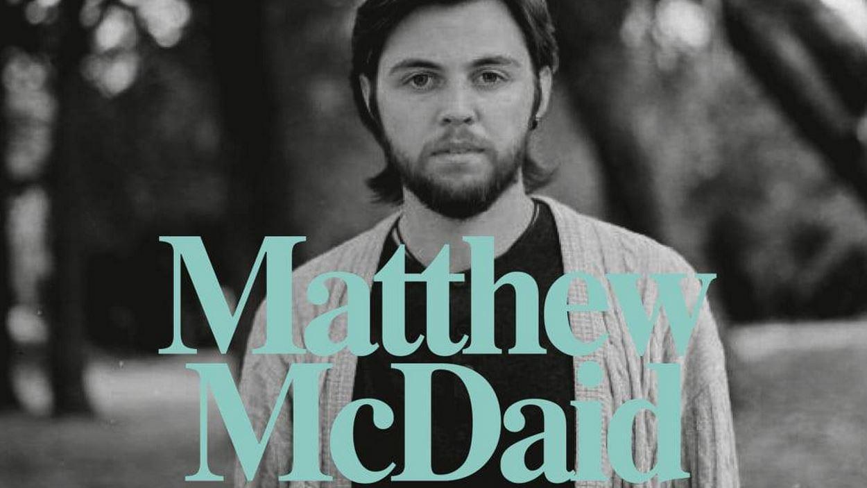 Concert-vermut a El Siglo: Matthew McDaid