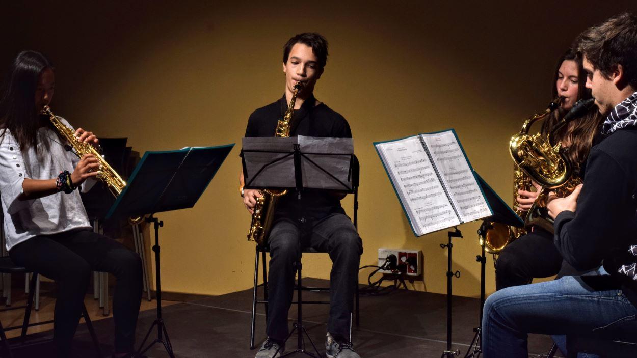 Tarda Musical de l'Escola de Música de Valldoreix (dues sessions)