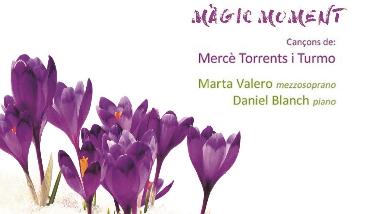 Recital de veu i piano: 'Màgic moment'