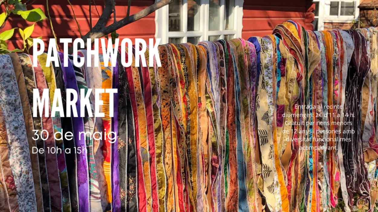1r Patchwork Market de Mercantic