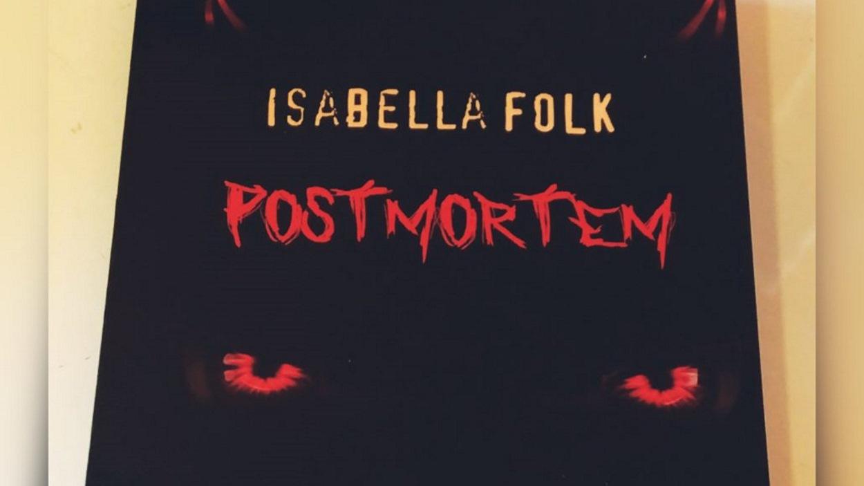 Presentació de llibre: 'Postmortem', d'Isabella Folk