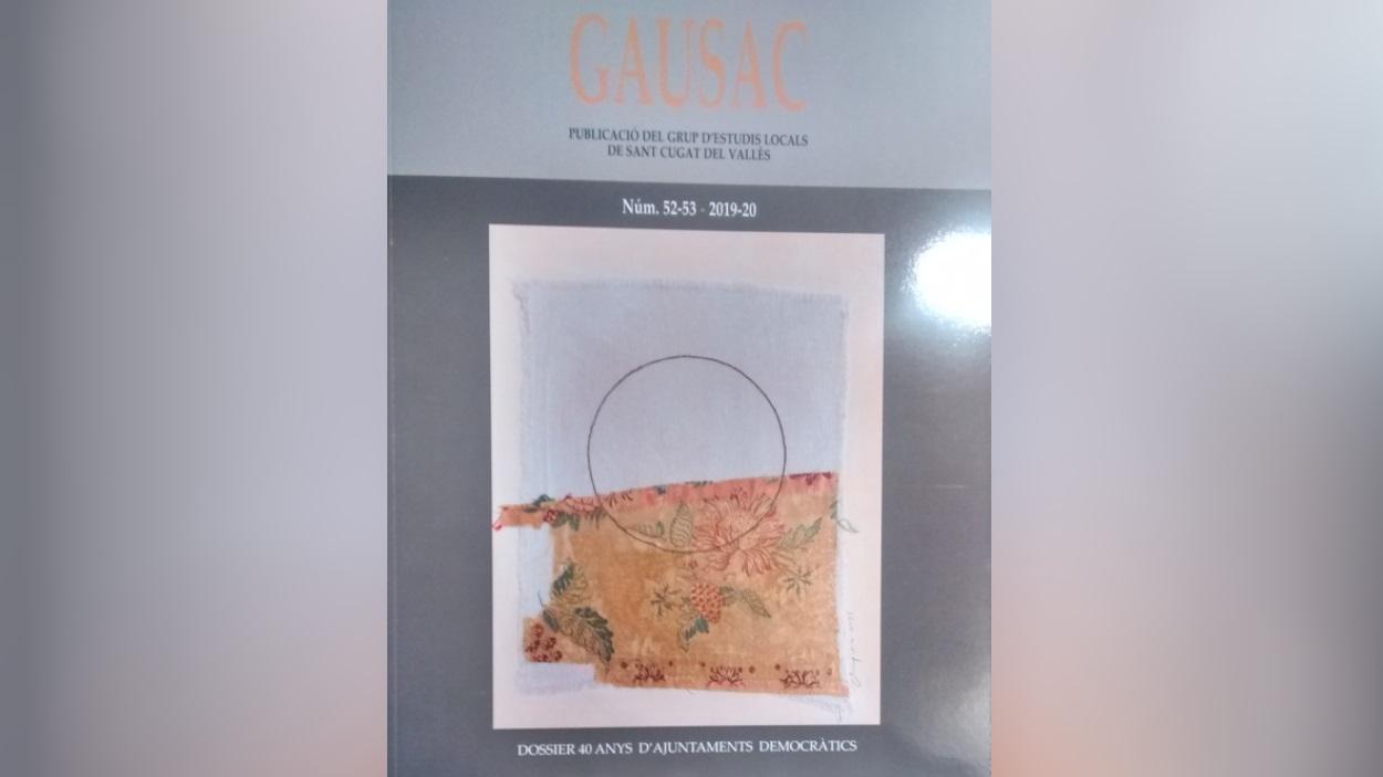 Presentació del número 52-53 de la revista 'Gausac'