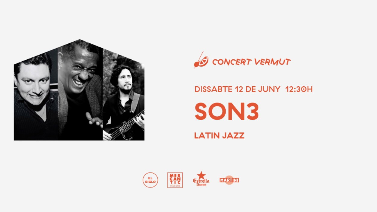 Concert-vermut a El Siglo: SON3