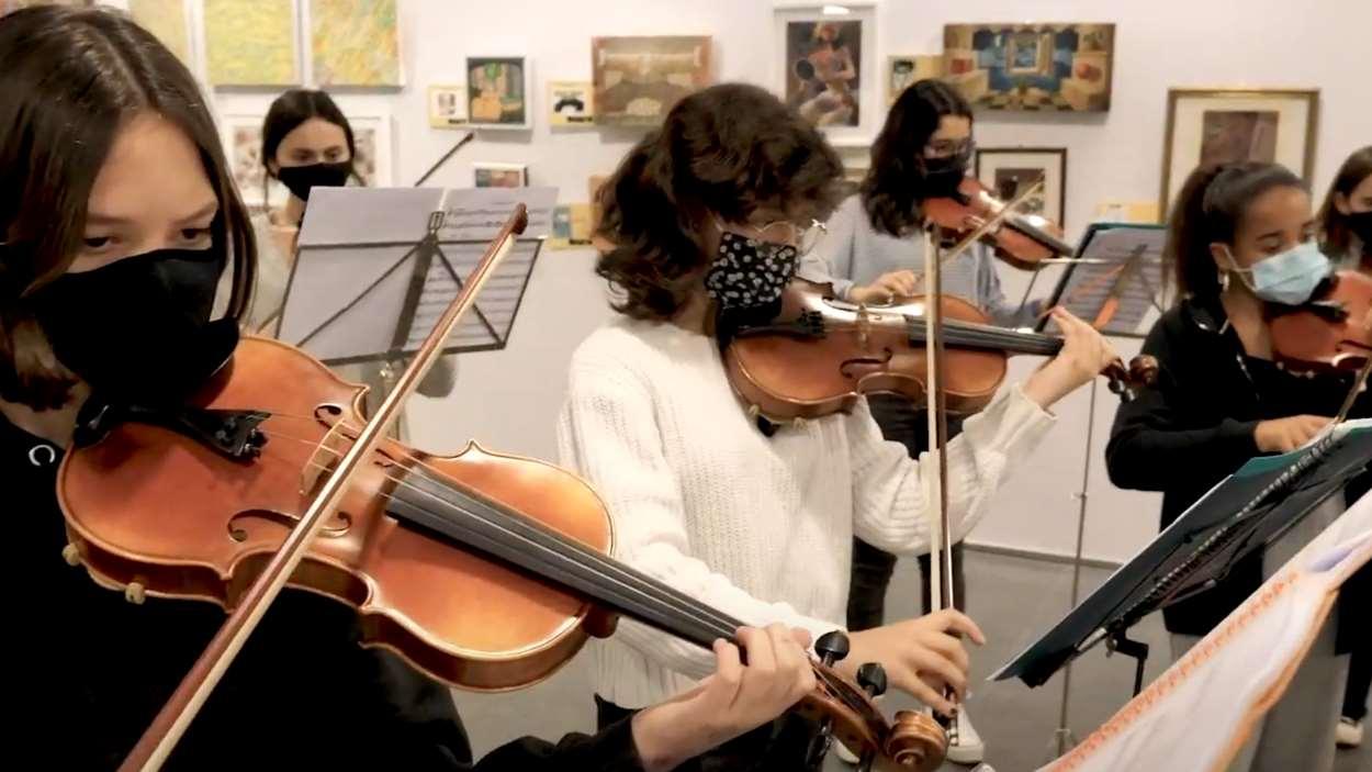 Concert: Conjunts Instrumentals de l'EMV