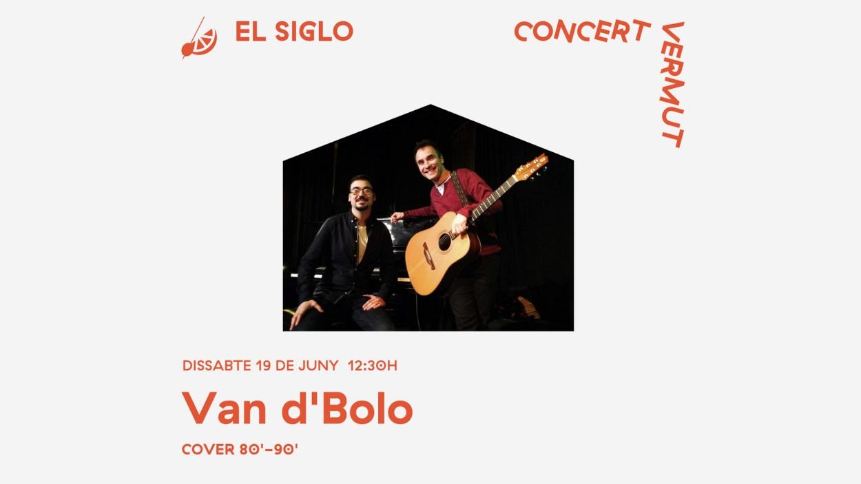 Concert-vermut a El Siglo: Van d'Bolo