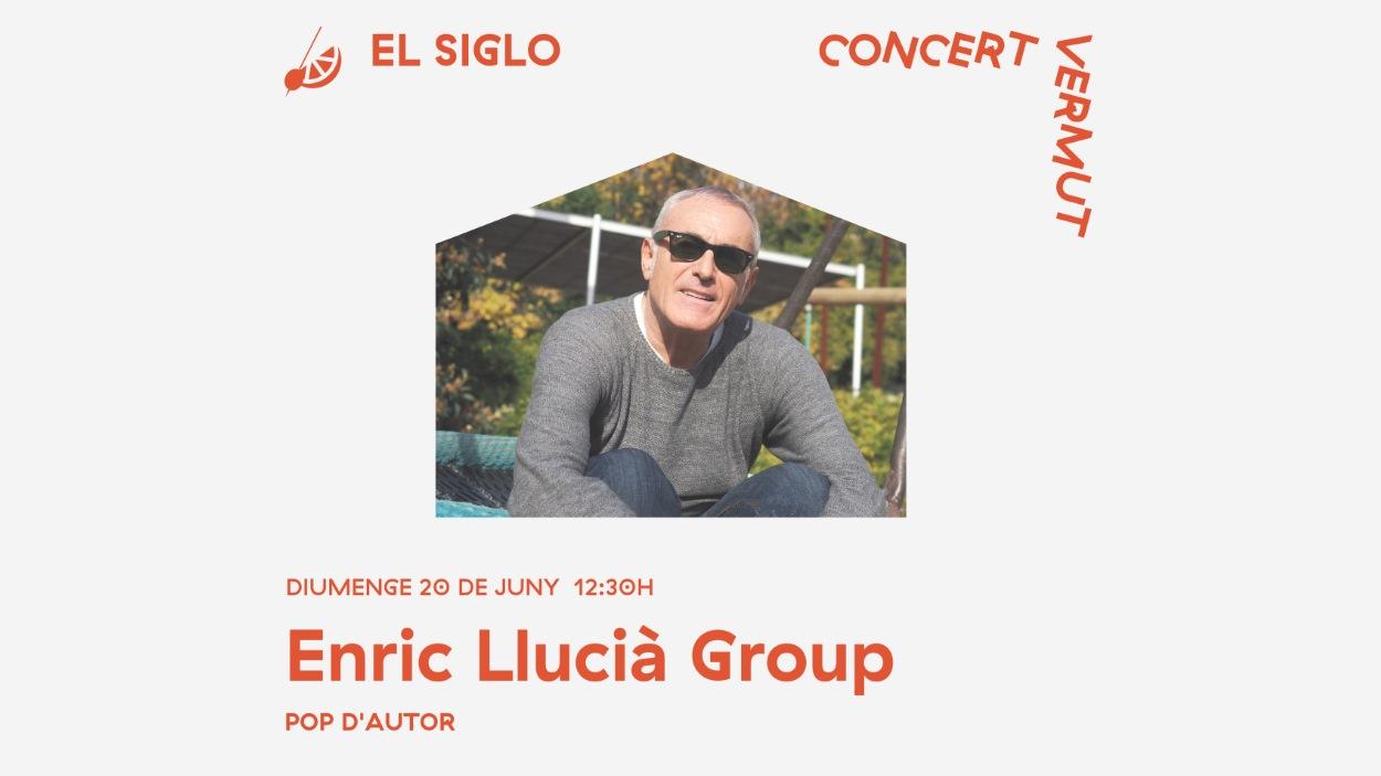 Concert-vermut a El Siglo: Enric Llucià Group