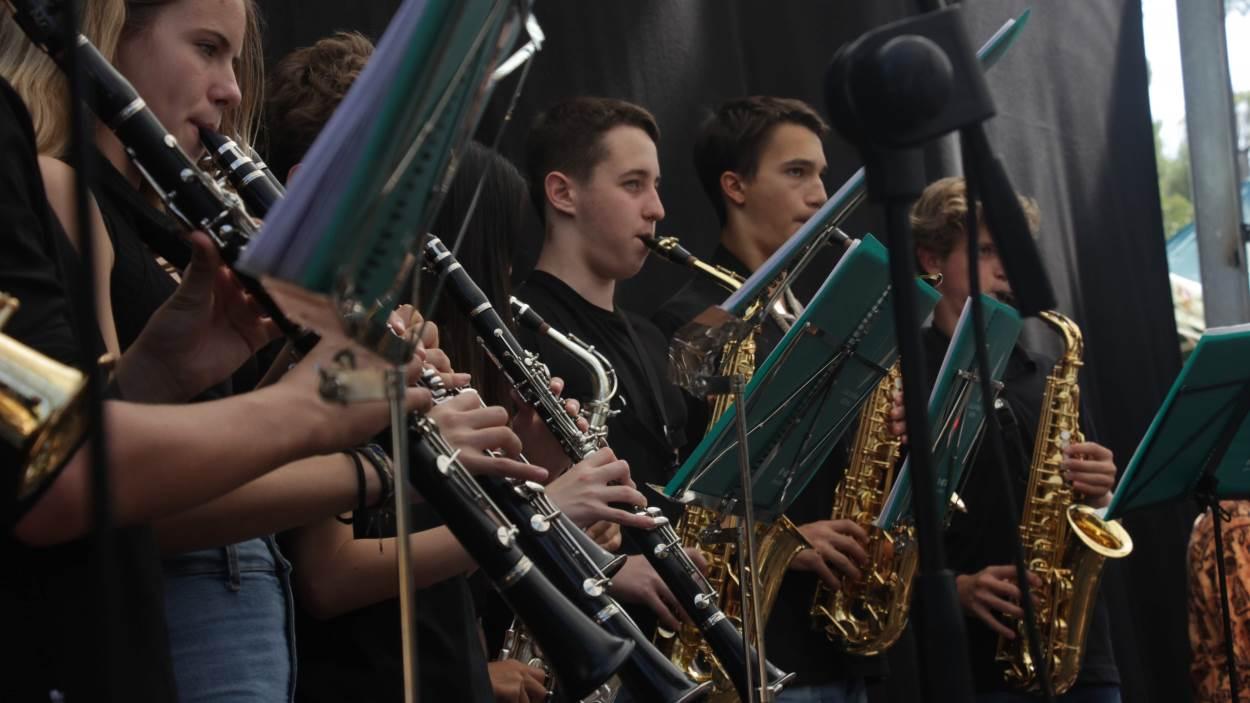Concert: Banda de l'EMV