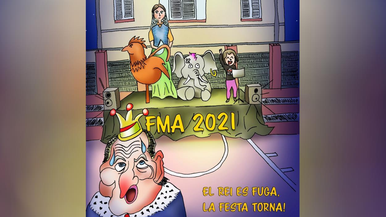 FM 2021: Batalla de penyes