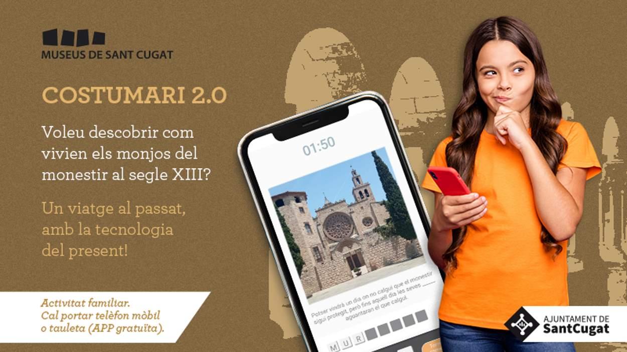 FM 2021: Estrena de l'app Costumari 2.0