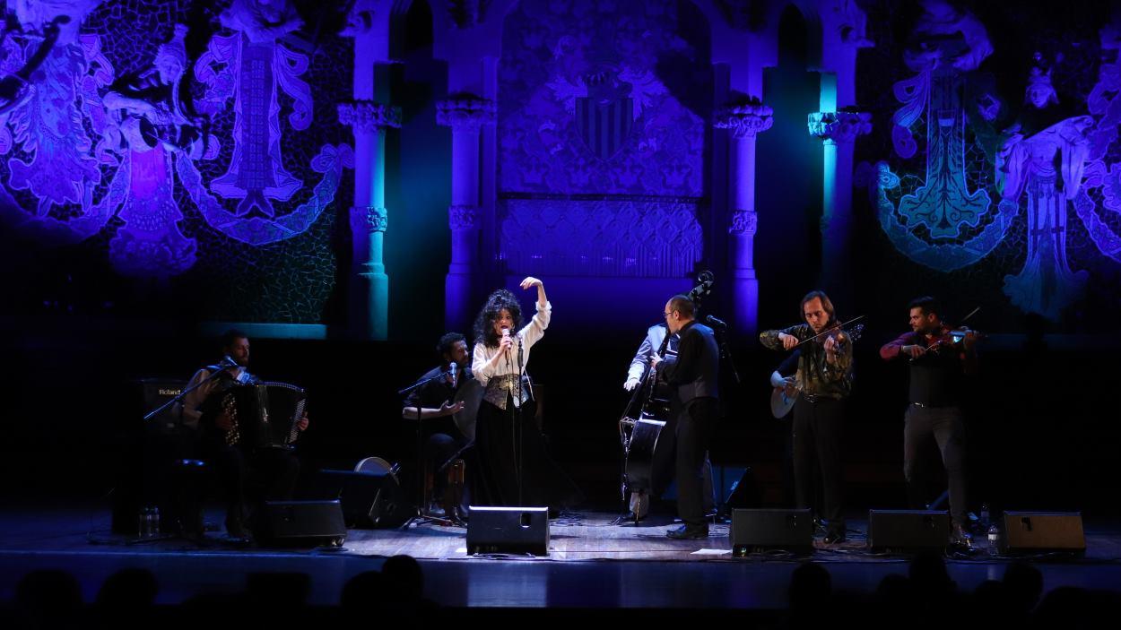 FM 2021: Barcelona Gipsy Balkan Orchestra, en concert