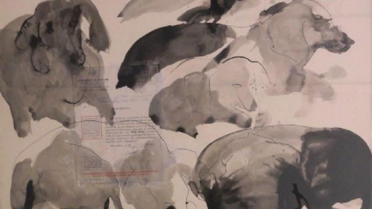 Obertura d'exposició: '10 anys després, Grau-Garriga'
