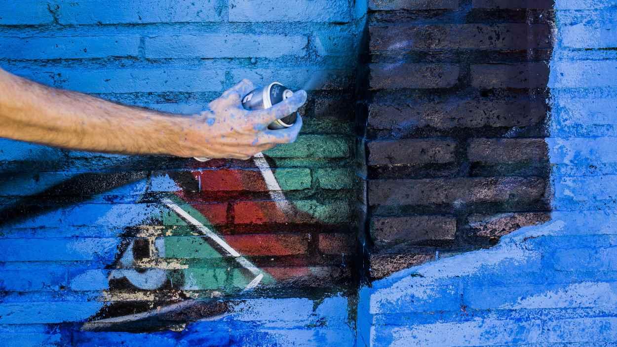 Bridge JAM (art mural)