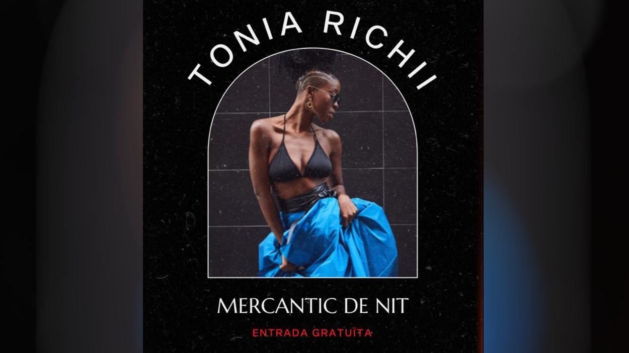 ANUL·LAT! Concert: Tonia Richii