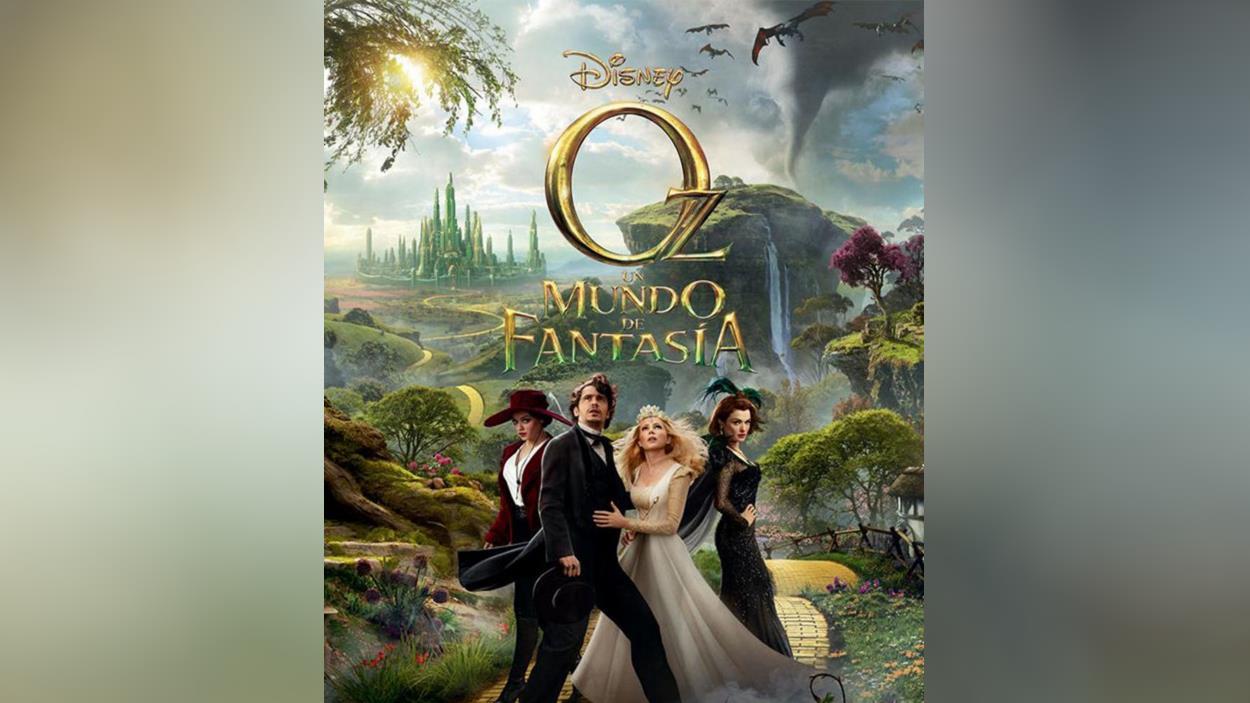 Cinema a la fresca a Valldoreix: 'Oz, un mundo de fantasía'