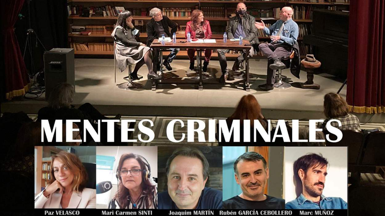 Els Dijous de Mercantic: 'Ments criminals i psicopatia'