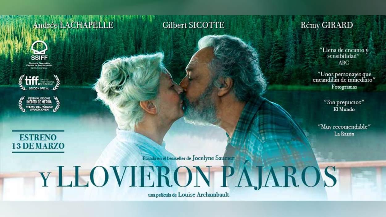 Cinema a la fresca a Valldoreix: 'Y llovieron pájaros'