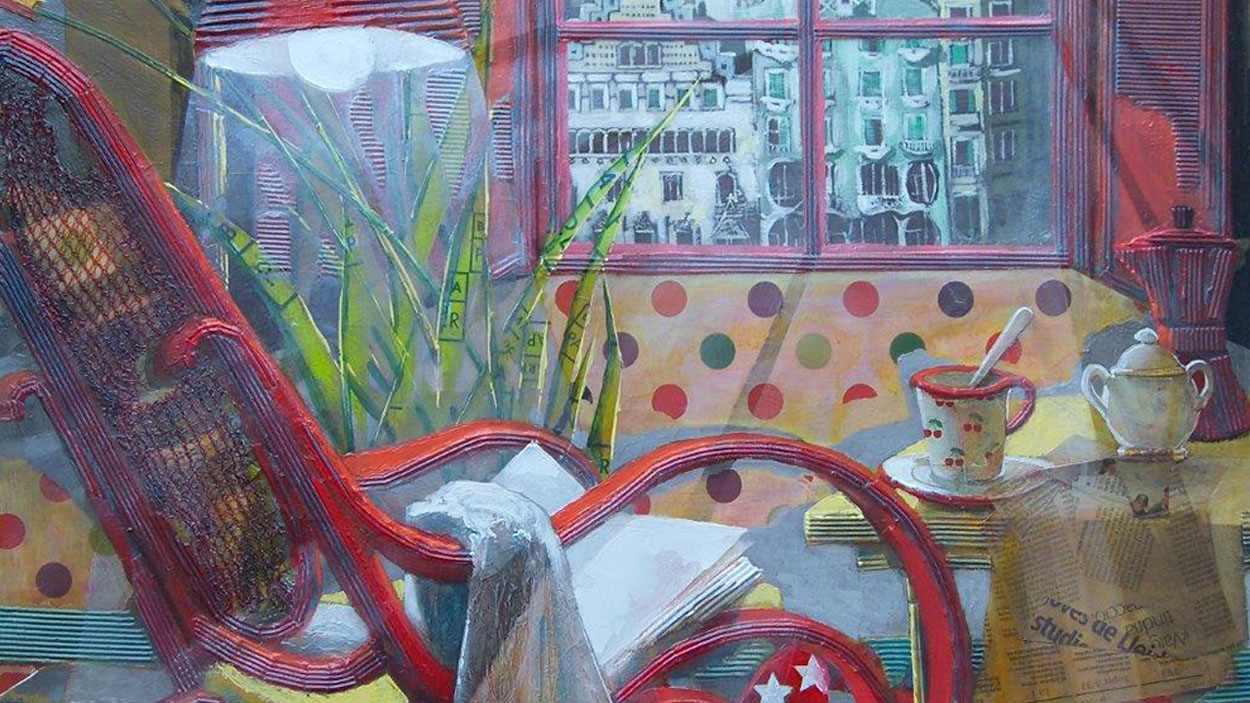 Exposició: 'Relats de l'interior', de Mateo