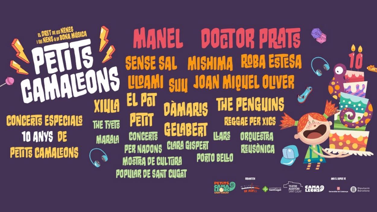FESTIVAL PETITS CAMALEONS 2021
