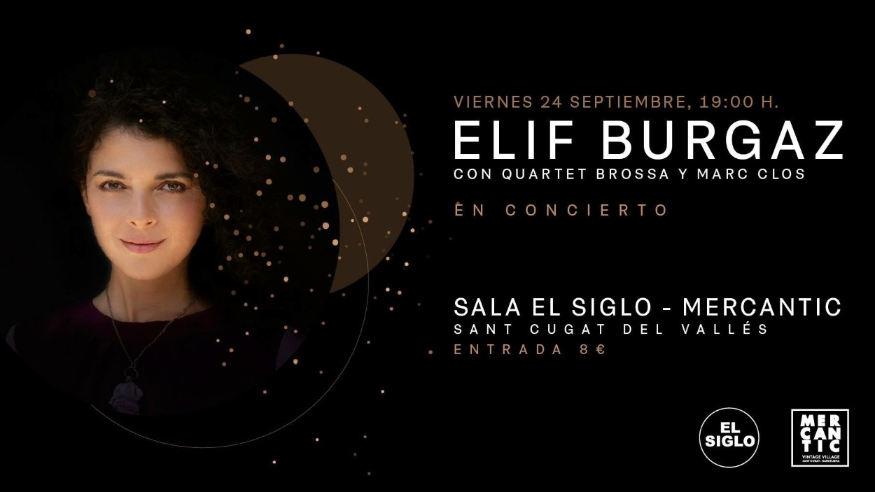 Concert: Elif Burgaz