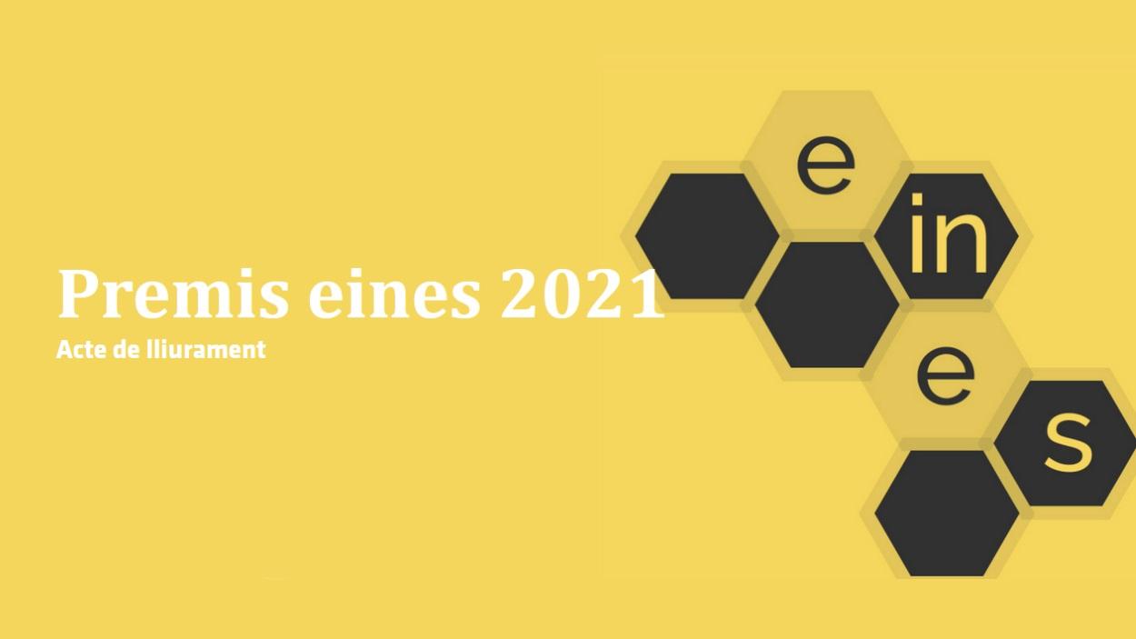 Premis eines 2021: Acte de lliurament