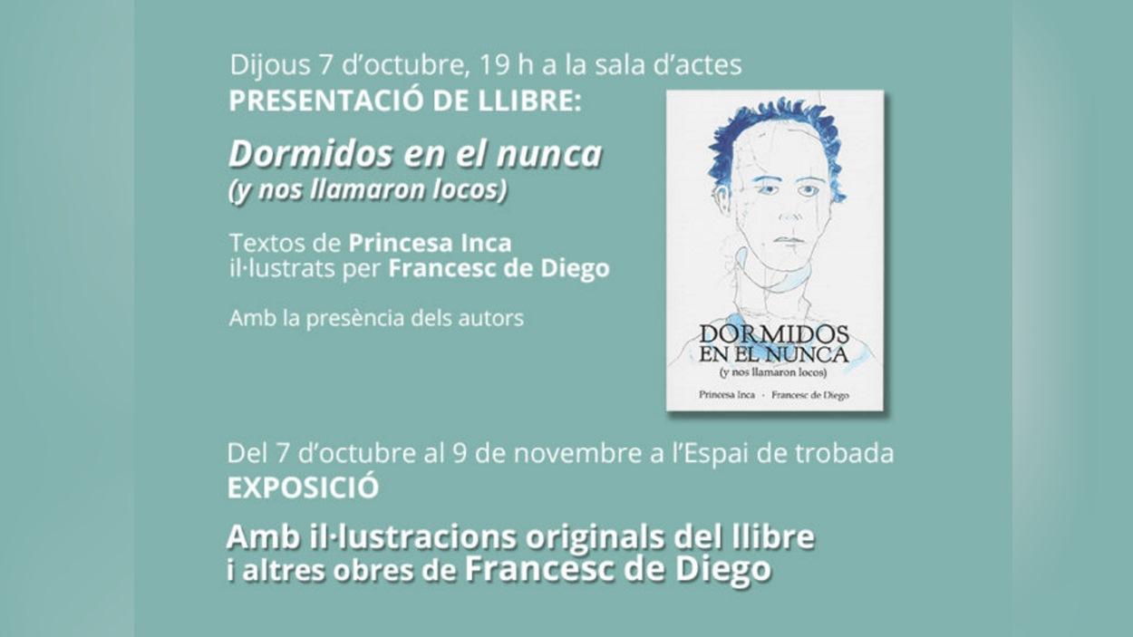 Exposició: 'Dormidos en el nunca (y nos llamaron locos)', de Francesc de Diego