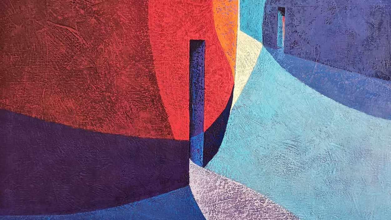 Exposició: 'Veïns', de Tomàs Sunyol