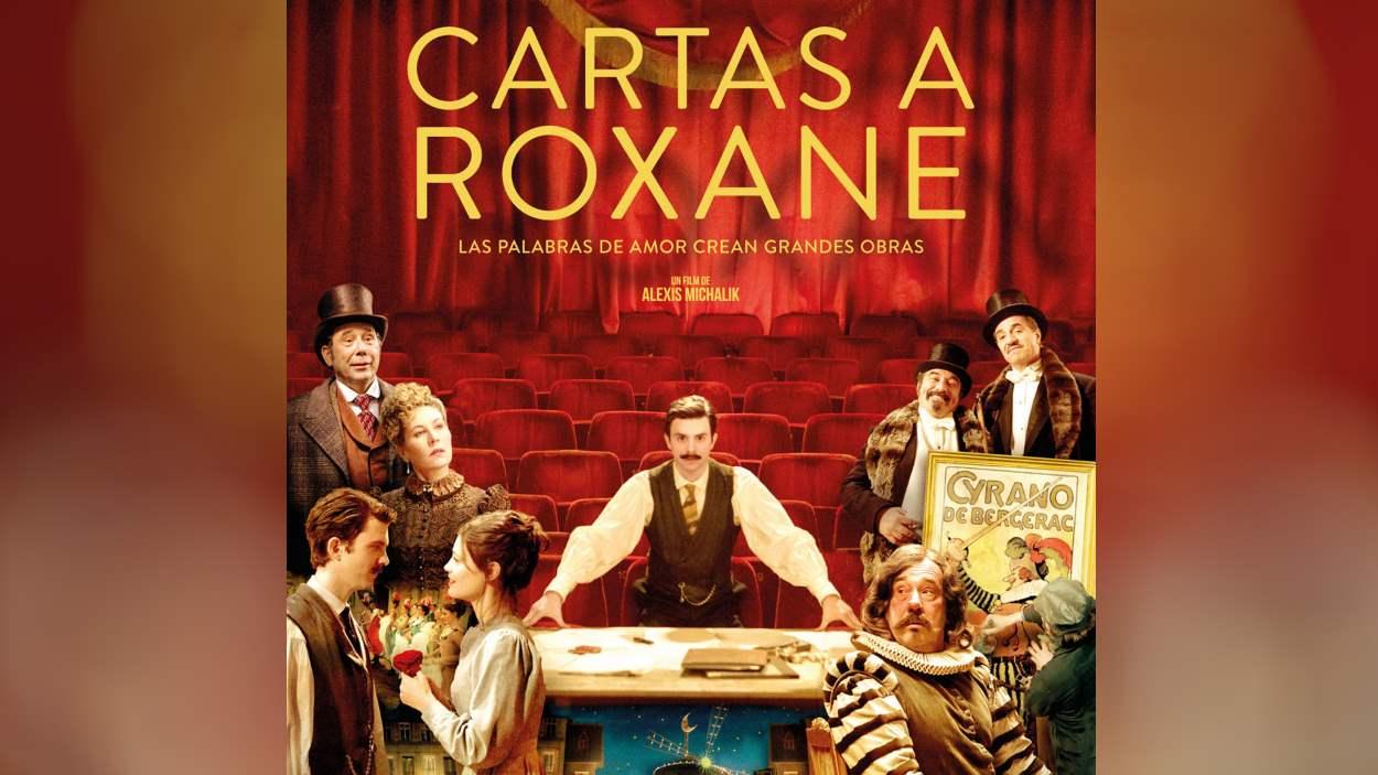 Cinema a la Nau: 'Cartas a Roxane'