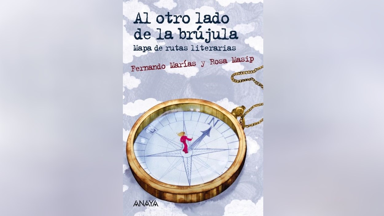 Presentació de llibre: 'Al otro lado de la brújula', de Fernando Marías i Rosa Masip