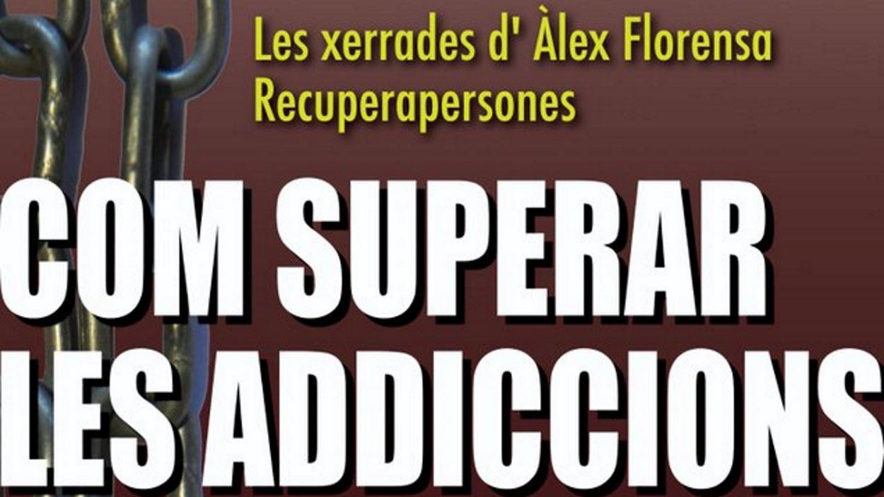 Xerrada: 'Adolescència i addiccions'